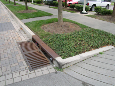 curb and gutter