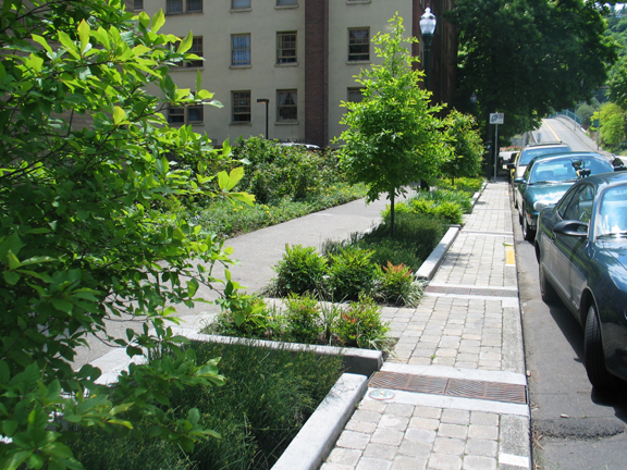 green streets Green Infrastructure Digest
