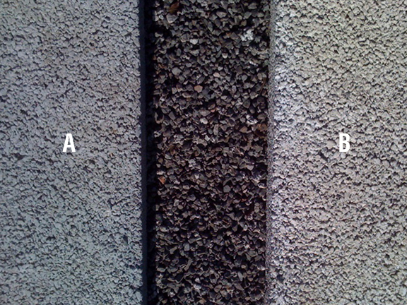 Use Of Slag In Concrete : Pervious pavement green infrastructure digest
