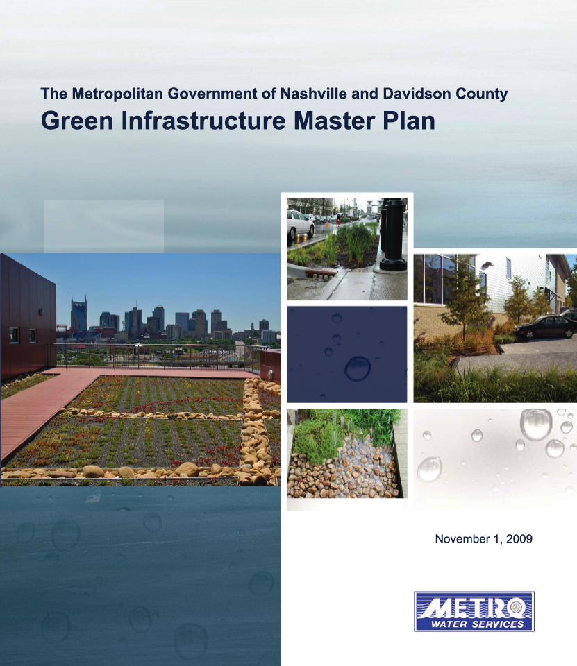 Green street green infrastructure digest the plan was prepared by amec hawkins partners urban blueprint and the low impact development center malvernweather Gallery